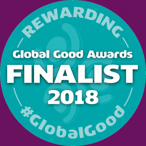 Global Good Awards finalist rondal